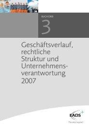 Geschäftsverlauf, rechtliche Struktur und ... - EADS