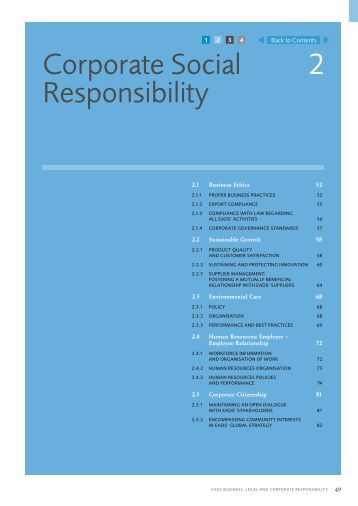 Corporate social responsibility accountability reporting