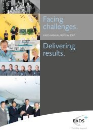 Annual Review 2007 - EADS