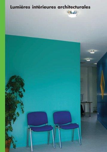 Lumières intérieures architecturales - THORN Lighting [Accueil]
