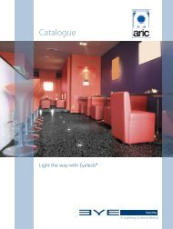 Catalogue - Aric