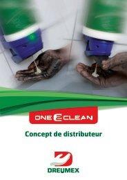 Brochure One2Clean - ESSEF