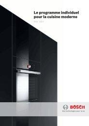 Appareils encastrables - Bosch