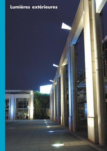 Lumières extérieures - THORN Lighting [Accueil]