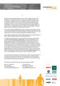 THE FINAL SPRINT UP FOR THE EUROGAMES! Pressemitteilung ... - Page 2