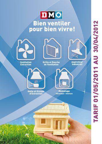 CATALOGUE TARIF 2010-2011