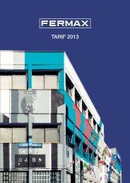 TARIF 2013 - MELPRO