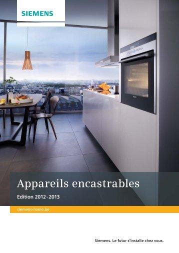 Appareils encastrables - Dcm Electro