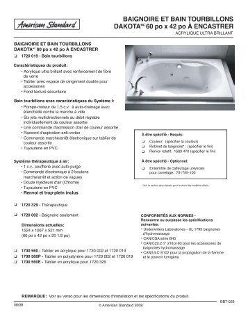 Baignoire aquarine quadra free good bains de soleil leroy for Baignoire aquarine quadra