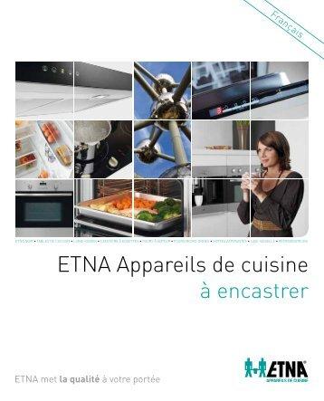 ETNA Appareils de cuisine à encastrer