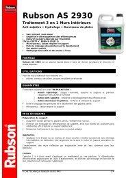 Rubson AS 2930