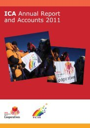 ICA Annual Report 2011.pdf - International Co-operative Alliance