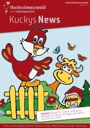 Kuckys News - Schwarzwald