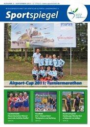 Sportspiegel 03 - SC Alstertal Langenhorn