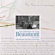Les mémoires de l'eau - beaumont63