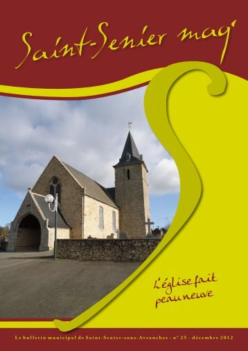L'église fait peau neuve - Communauté de Communes d'Avranches