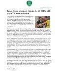 Handball: TVK muss morgen Korte ersetzen - SC DHfK Handball - Page 3