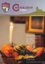 Le journal de novembre 2011 en pdf - Chemaudin