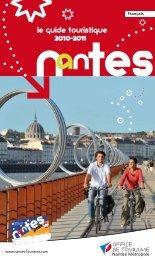 Guide tourisme Nantes - Convention Nationale des Avocats