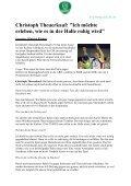 """Christoph Theuerkauf: """"Ich möchte erleben, wie ... - SC DHfK Handball - Page 3"""
