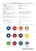 Catalogue spa de nage Volition Spas - Hobart Bi-zone - Page 2