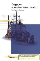 Dragages et environnement marin Etat des connaissances