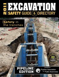 2011 Excavation Safety Guide.pdf - Pipeline Association for Public ...
