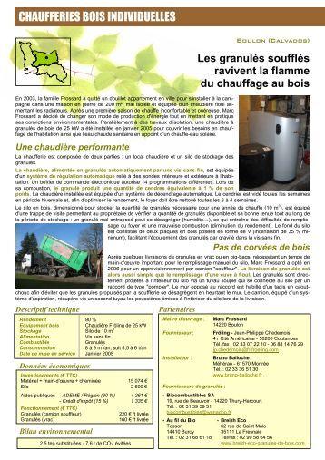Installateur - Biomasse Normandie