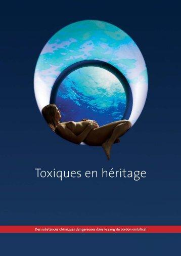 P.E. : Toxiques en héritage - Greenpeace