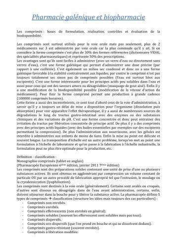 Prises de notes (Di Pascoli Thomas) - Master VRV : Valorisation ...