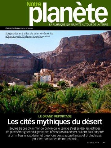 les cités mythiques du désert, 19.03.2008 - Quan Ly's website