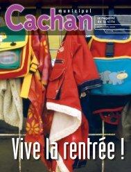 Septembre 2008 - Cachan