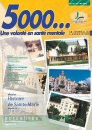mai 2005 - Histoire de Sainte-Marie - N° 20 - Association ...