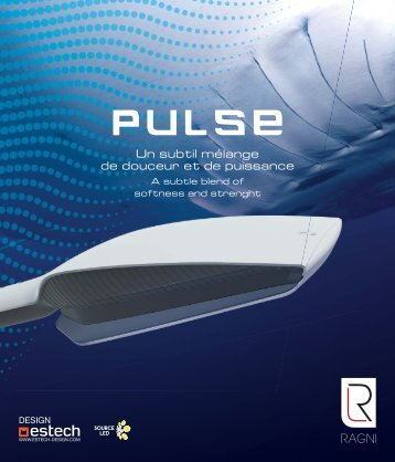 PULSE luminaire LED - Ragni