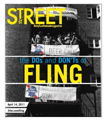 the DOs and DON'Ts of - 34th Street Magazine