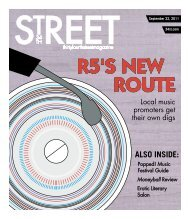 Cover - 34th Street Magazine