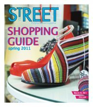 Shopping Guide - 34th Street Magazine