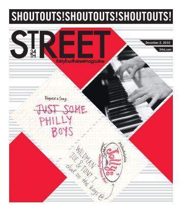 OF THE WEEK - 34th Street Magazine