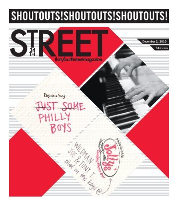 OF THE WEEK - 34th Street Magazine