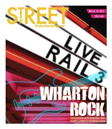 March 15, 2012 34st.com - 34th Street Magazine