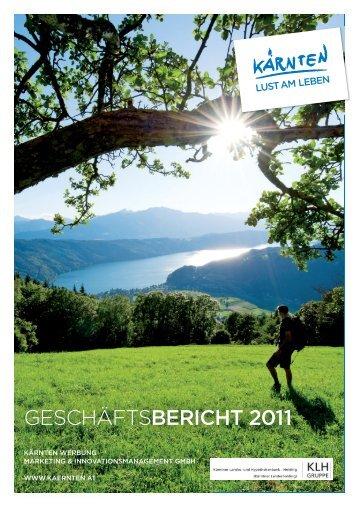 GESCHÄFTSBERICHT 2011 - 3DAK