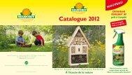 NOUVEAU Catalogue 2012 - Neudorff