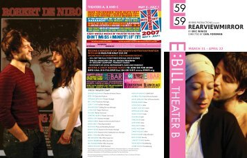 rearview mirror - 59E59 Theaters