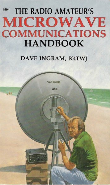 The Radio Amateurs Microwave Communications Handbook - Index of