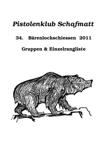 Pistolenklub Schafmatt