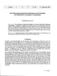 Der Beitrag österreichischer Entomologen zur Erforschung der ...