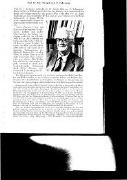 Prof. Dr. Fritz Zweigelt zum 25. Geburtstag Prof . Dr. F. Zwptcr:lr ...