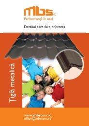 Catalog A4 Tigla Metalica MBS T24