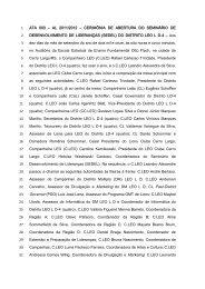 ata 003 – al 2011/2012 – cerimônia de abertura ... - Distrito LEO LD-4