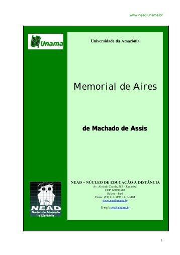 Memorial de Aires - Logo Metasys